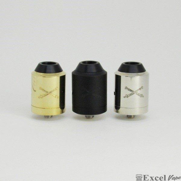 Culverin 25mm rda bjboxmods