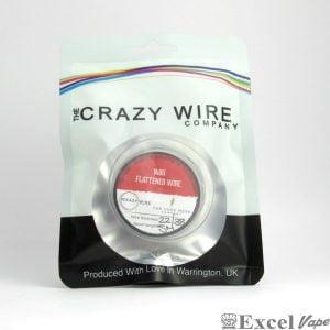N80 Flattened Wire - Crazy Wires