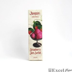 Strawberry Jam e Liquids