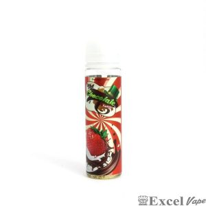 The Chocolate Factory – Strawberry 60ml