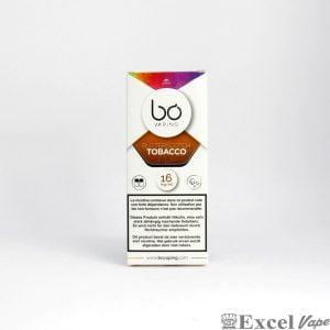 Bo Vaping Cap - Butterscotch Tobacco