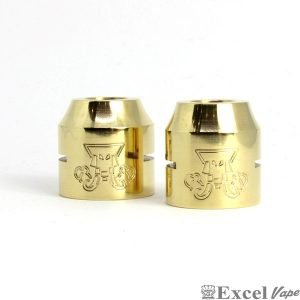 Αγοράστε τώρα το Mammoth Creations – Battledeck Cap στην εκπληκτική τιμή των 49 € στο κάταστημά μας www.exlvape.gr