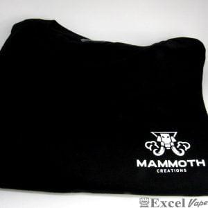 Αγοράστε τώρα το Mammoth Creations T-Shirt στην εκπληκτική τιμή των 10,00 € στο κάταστημά μας www.exlvape.gr