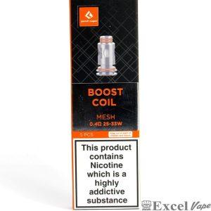 Αγοράστε τώρα το Aegis Boost Coil στην εκπληκτική τιμή των 3 € στο κάταστημά μας www.exlvape.gr