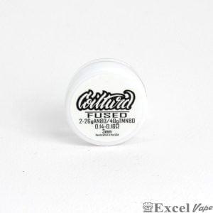 Αγοράστε τώρα το Coilturd Fused Clapton στην εκπληκτική τιμή των 13 € στο κάταστημά μας www.exlvape.gr