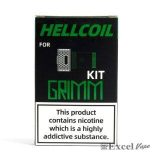 Αγοράστε τώρα το Grimm Replacement Coils By Hellvape στην εκπληκτική τιμή των 3,50 € στο κάταστημά μας www.exlvape.gr